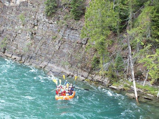 Kaslo, كندا: Paddles up