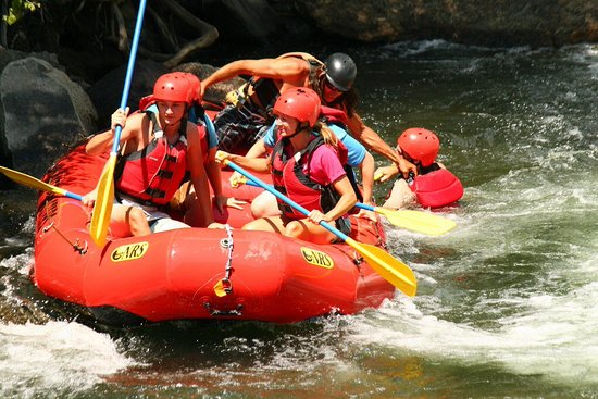 Raft Masters: Lost one person on this rapid