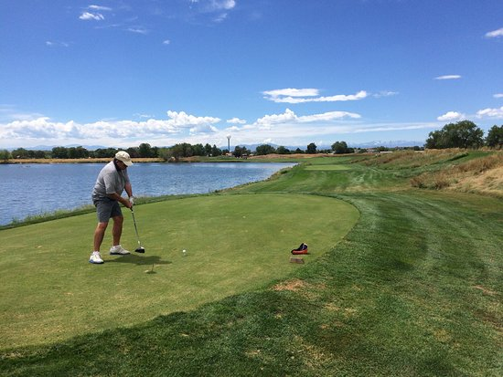 Brighton, CO: Gorgeous course in great shape