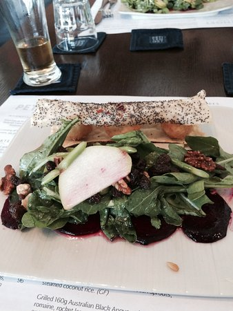 Petitenget Restaurant & Bar: mouthwatering great entree