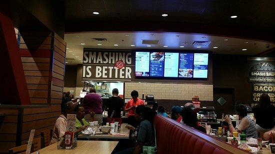 reviews of Smashburger