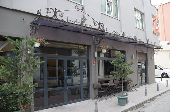 Hotellino Istanbul لوحة
