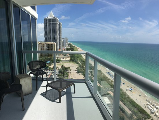 Best Miami Ocean View Balcony Rooms