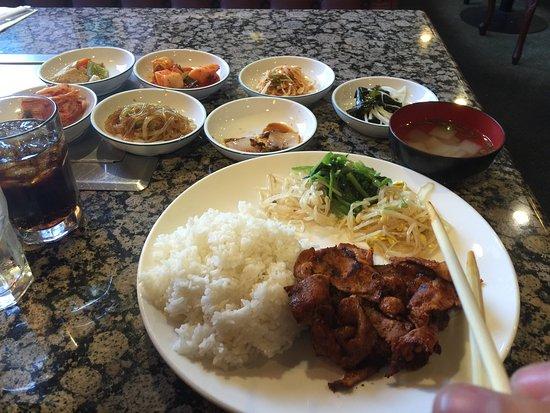 Korean Palace Restaurant San Jose