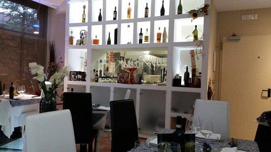 Acquaviva di Montepulciano, Italy: Restaurante