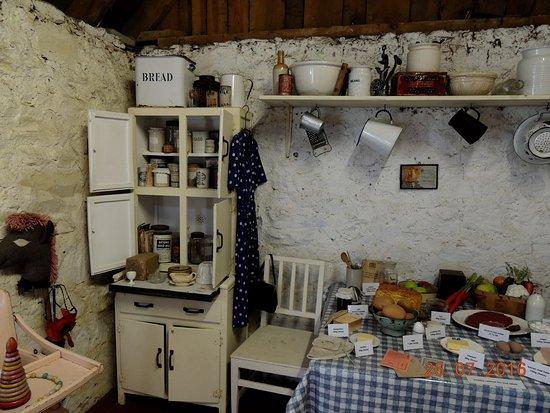 Newtonmore, UK: Early Kitchen