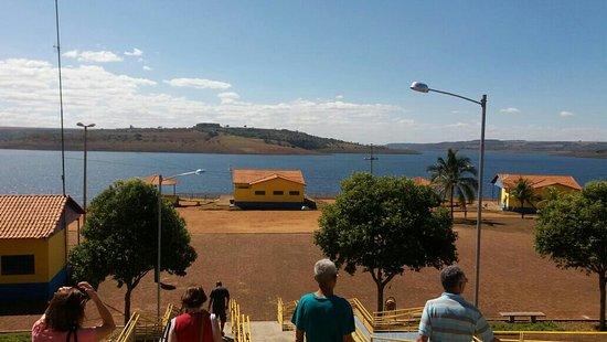 Nova Ponte Dam