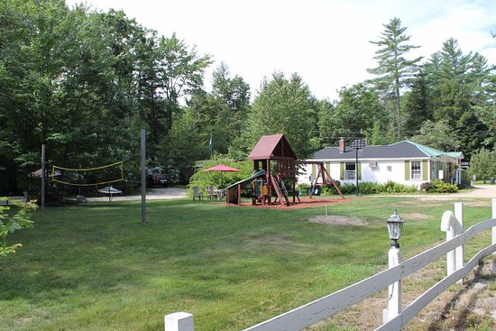Play area beside cottage #10