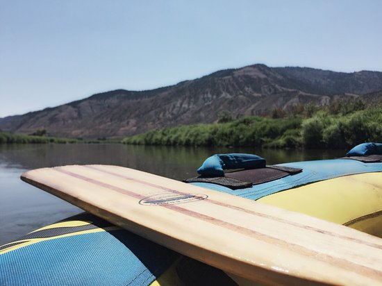 Gypsum, โคโลราโด: Relaxing ride down the Colorado River:)