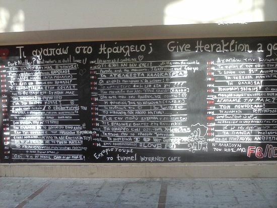 Heraklion Prefecture, Greece: love Heraklion