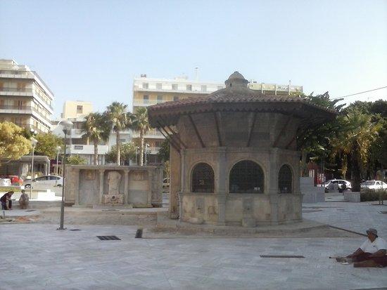 Heraklion Prefecture, Greece: near the market