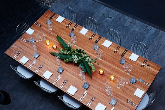 Hotel Dos Casas: La Mesa del Chef, por Matteo Salas.