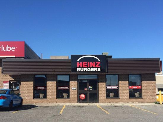 Heinz Burgers, 120 Anne Street South, Barrie ON