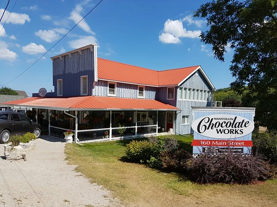 Manitoulin Island Chocolate Works