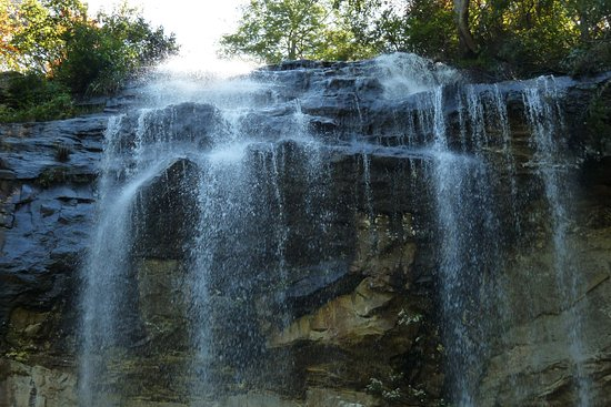 Spencer, TN: falls