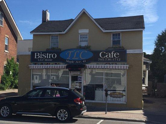 TLC Bistro & Cafe, Barrie ON