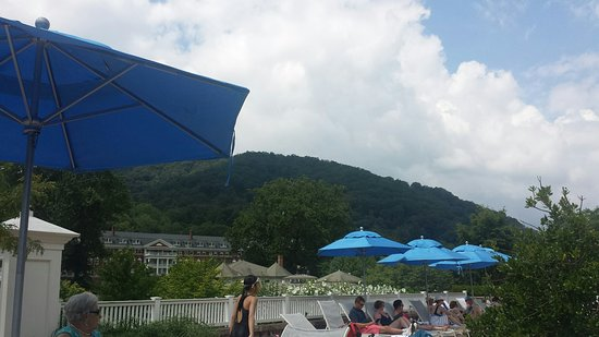 Hot Springs, Вирджиния: 20160806_123557_large.jpg