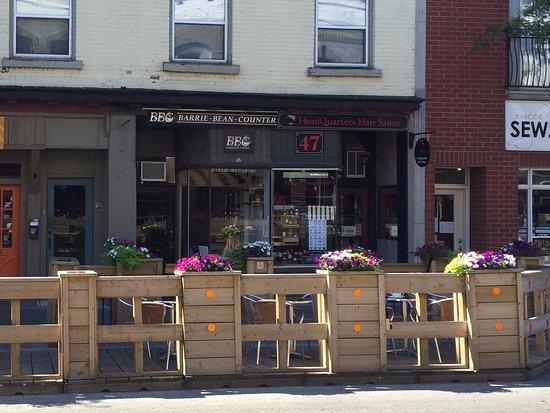 Barrie Bean Counter, 49 Dunlop St E, Barrie ON