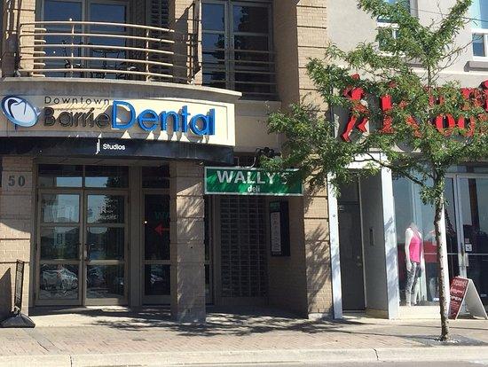 Wally's Deli Sandwiches, 50 Dunlop Street East, Barrie ON