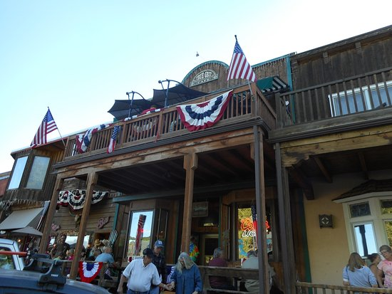 Ridgway, Kolorado: True Grit Cafe