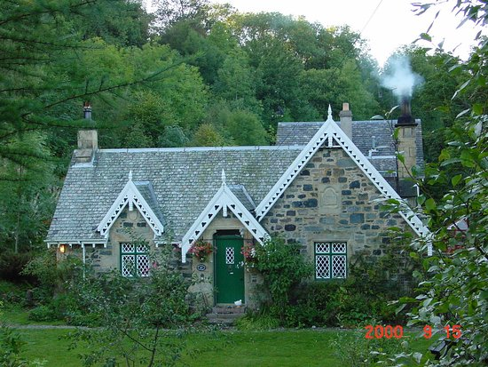 Bridgend Cottage Bed and Breakfast: Ginger Bread Cottage