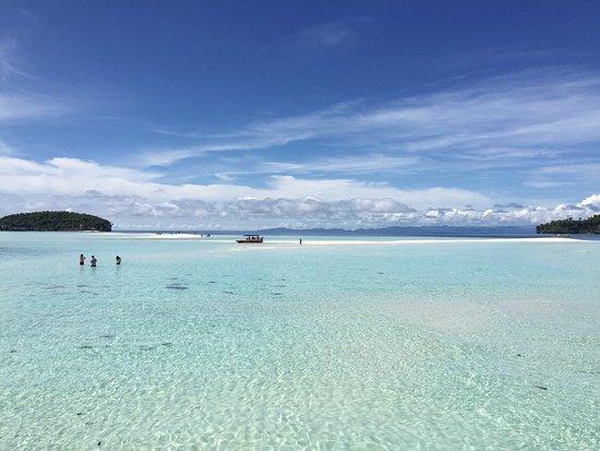 Pasir Timbul Beach