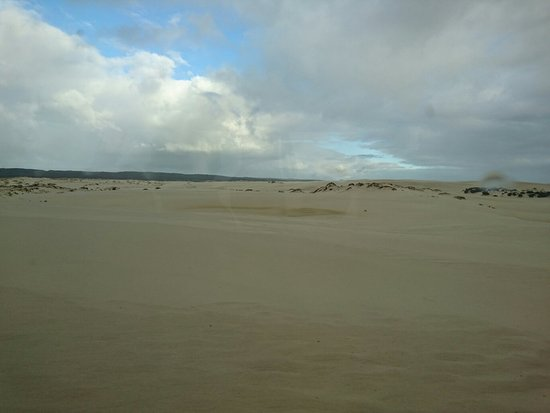 Yeagarup Dunes