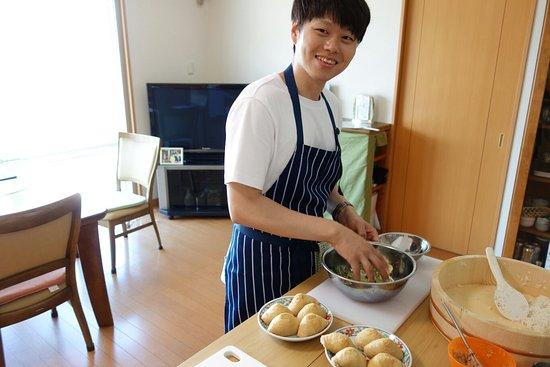 Japanese Cooking Class SAKURA