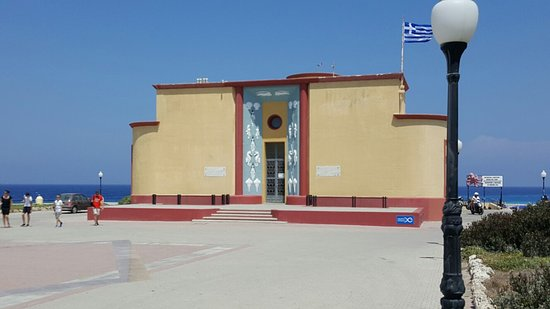 Hydrobiological Station of Rhodes: Old Town Aquarium