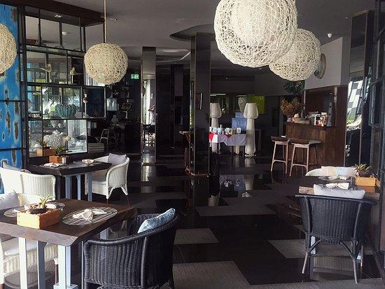 Khok Kloi, Tayland: Restaurant