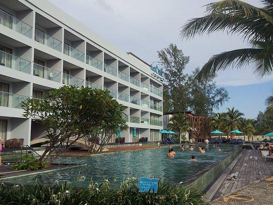 Khok Kloi, Tayland: Pool