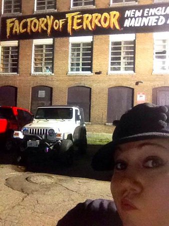 Factory Of Terror: Found the Factory!