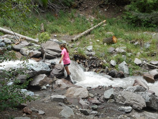 Lower Cascade Trail and Falls: Hiking at Cascade Falls