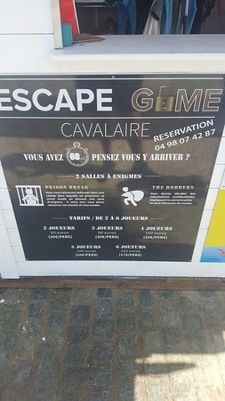 ‪Escape Game Cavalaire‬