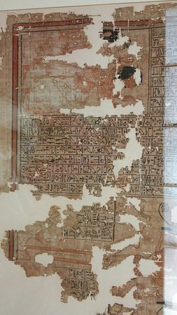 Czartoryski Palace Museum: Pozostalosci po starozytnych skrybach.