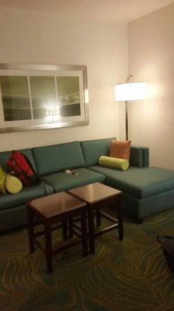 Ridgecrest, كاليفورنيا: SpringHill Suites Ridgecrest