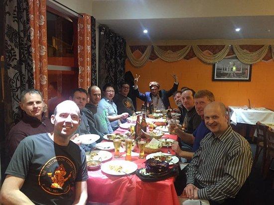 Delhi 7 Indian Restaurant and Bar: Delhi7