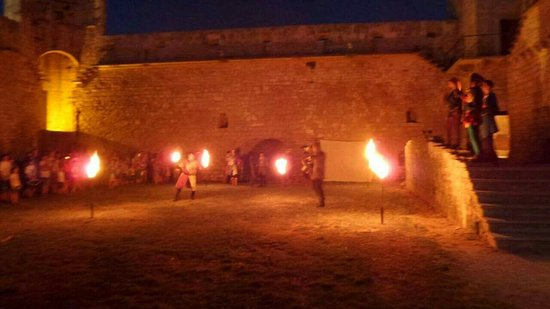Svetvincenat, Croazia: Medieval Nights in the Castle
