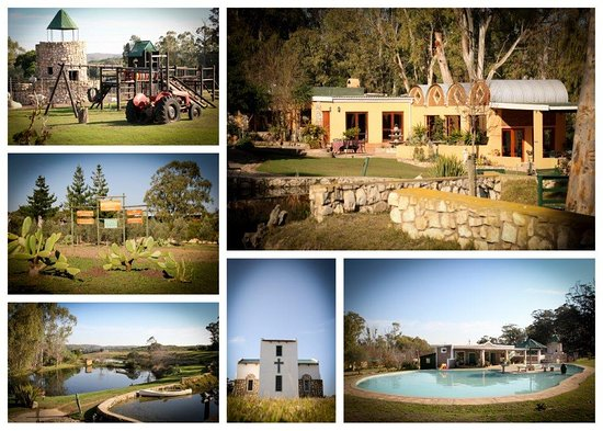 Stilbaai, แอฟริกาใต้: Botterkloof Resort