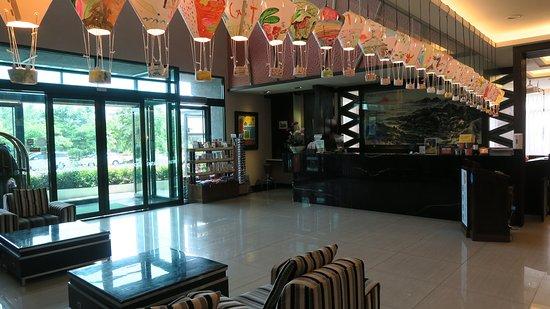 Naruwan Garden Hotel: 飯店大廳