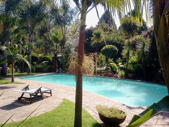 Randburg, Sudáfrica: Garden