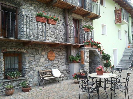 Pollein, إيطاليا: Foto del posto