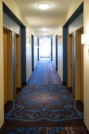 Albert Lea, MN: Hallway