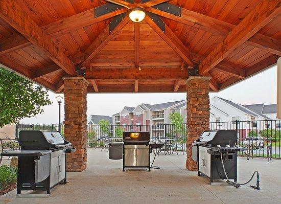 Staybridge Suites Fayetteville/Univ Of Arkansas: Guest Area