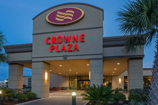 Crowne Plaza Hotel New Orleans Airport