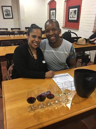 Constantia, Sør-Afrika: Our visit...