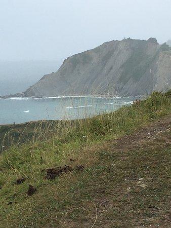 Landarte: Spectacular coastline