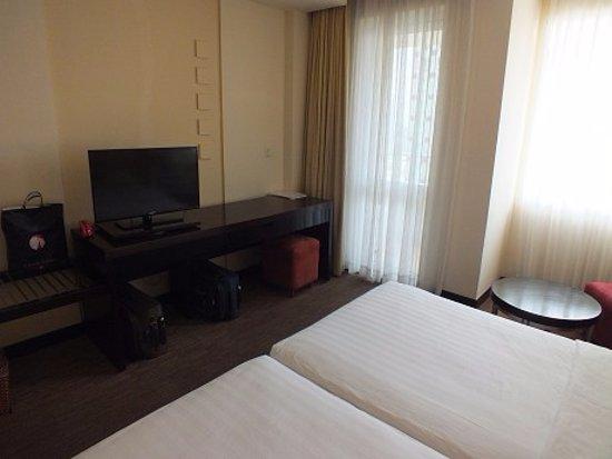 Palace Hotel Saigon: номер 1306