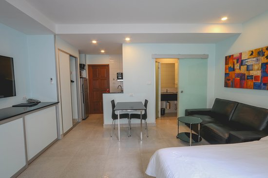 Photo of *Diana-Oasis* Residence Hotel/Studios & Garden Restaurant Pattaya