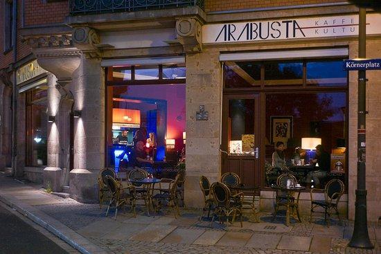 Best Espresso In Dresden Review Of Arabusta Dresden Germany